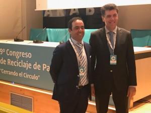 Alejandro García participó en el Congreso de Repacar