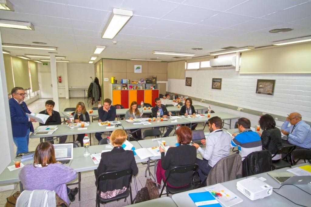 Reunión del Grupo de Responsables de Calidad.